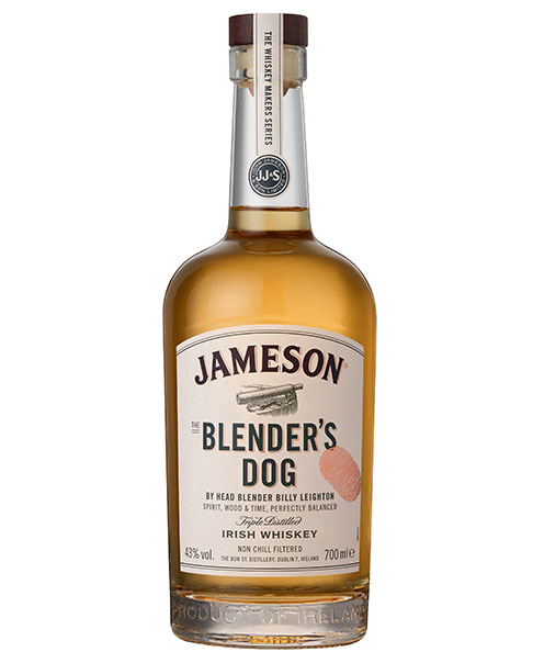 Whisky aus Irland: Jameson Blender's Dog Blended Whiskey