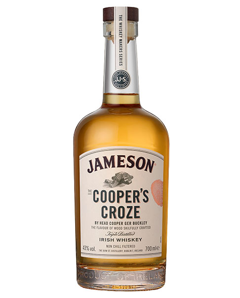 Blended Whisky aus Irland: Jameson Cooper's Croze