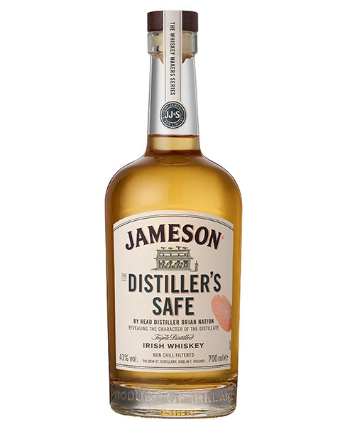 Irischer Whisky: Jameson Distiller's Safe