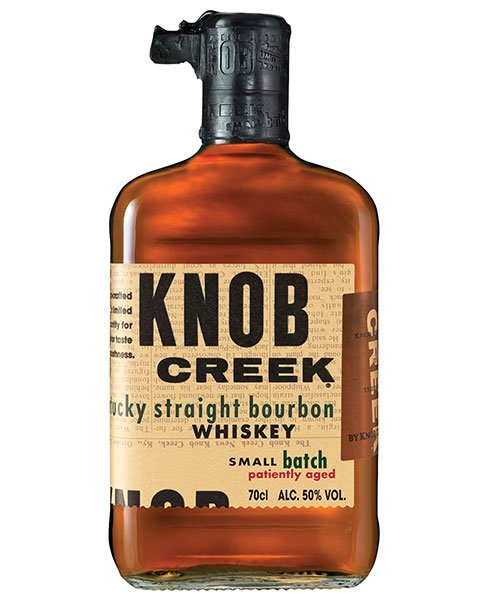 Beliebter Whisky aus den USA: Knob Creek Bourbon