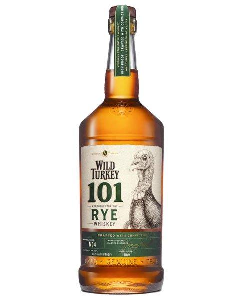 Roggenwhisky aus den USA: Wild Turkey 101 Rye Whiskey