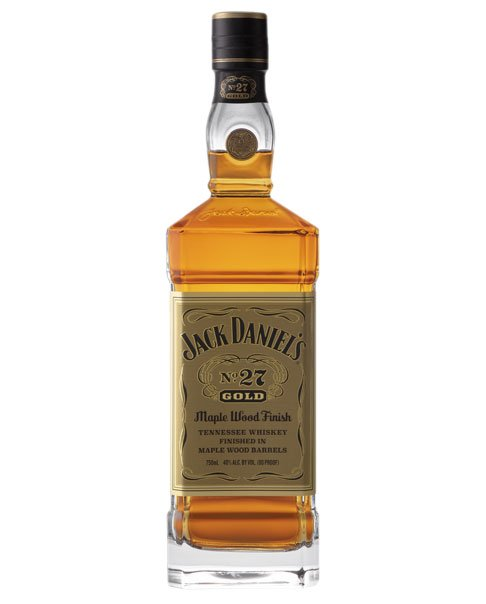 Whisky aus den USA mit Ahorn-Finish: Jack Daniel's No.27 Gold