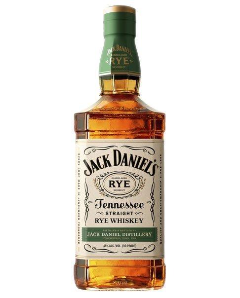 Roggenwhisky aus den USA: Jack Daniels Rye