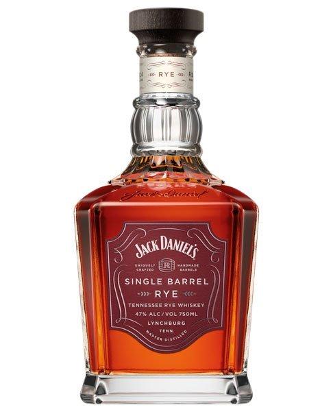 Einzelfassabfüllung von Jack Daniel's: Jack Daniel's Single Barrel Rye Tennessee Rye Whiskey