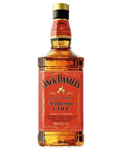 Würziger Zimt-Shot aus Lynchburg: der Jack Daniel's Tennessee Fire Whisky Likör