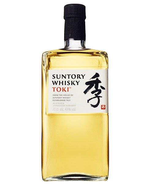 Mild-frischer Blended Whisky aus Japan: der Suntory Toki