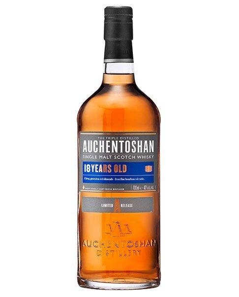 Dreifach destillierter Single Malt aus Schottland: Auchentoshan 18