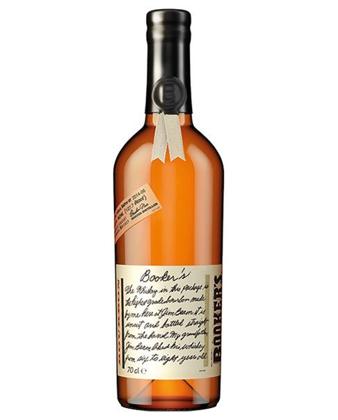 Small Batch Whisky von Jim Beam: Booker's Bourbon