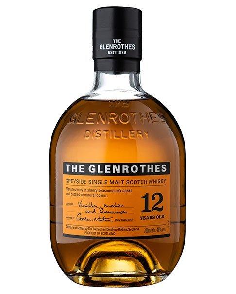 Naturbelassener Single Malt aus dem Sherry-Fass: Glenrothes 12 Jahre