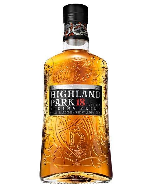 Reift 18 Jahre in Sherry-Fässern: Highland Park 18 Years Old Viking Pride