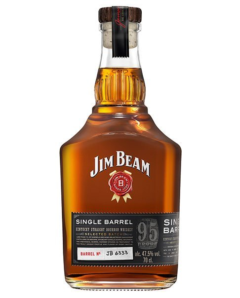 Edler Bourbon: Jim Beam Single Barrel