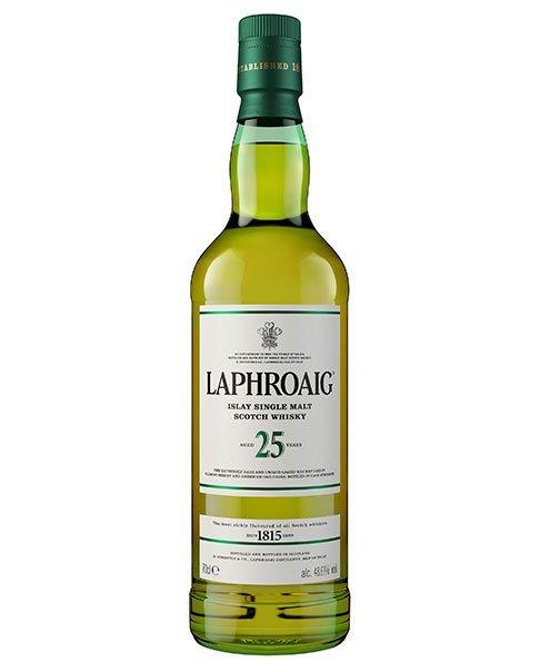 Ein Single Malt mit rauchig-maritimen Noten: Laphroaig 25