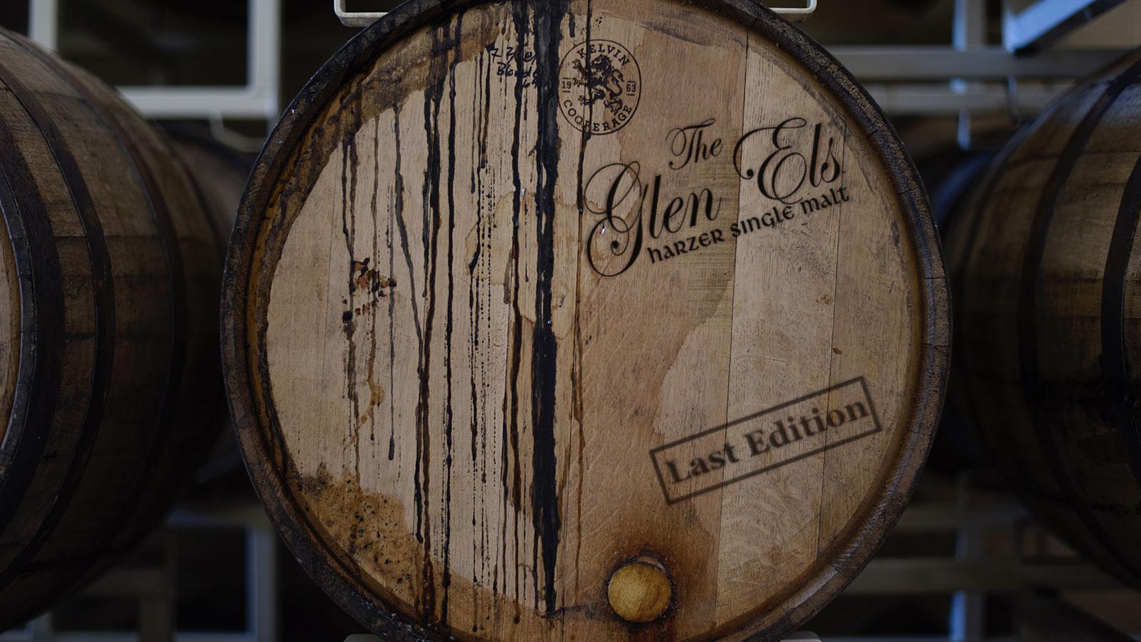 Tipp für Whisky-Sammler: The Glen Els Last Edition