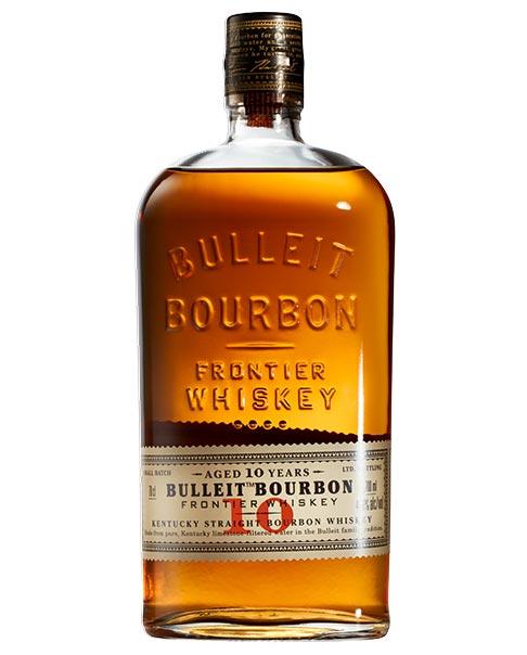 Ungefärbtes und 10 Jahre gereiftes Original aus den USA: Bulleit 10 Kentucky Straight Bourbon Whiskey
