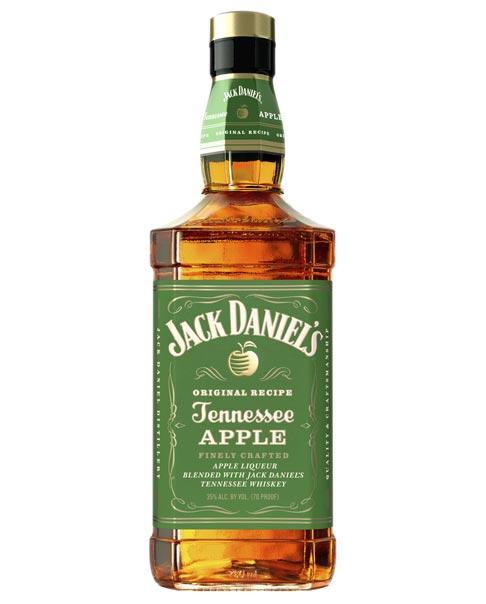 Der Whisky Likör Kombiniert grüne Äpfel mit Old No. 7: Jack Daniel's Tennessee Apple aka Jack Apple