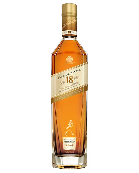 18 Jahre gereift: Johnnie Walker The Pursuit of the Ultimate Aged 18 Years