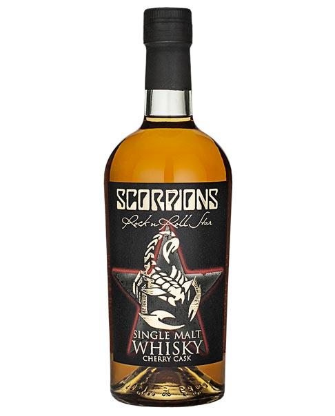Nicht nur für Scorpions-Fans interessant: der Mackmyra Scorpions Whisky