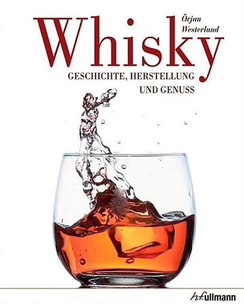 Buchcover: Whisky - Geschichte, Herstellung, Genuss