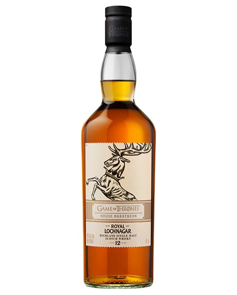 12 Jahre gereifter Game of Thrones Whisky: Royal Lochnagar House Baratheon