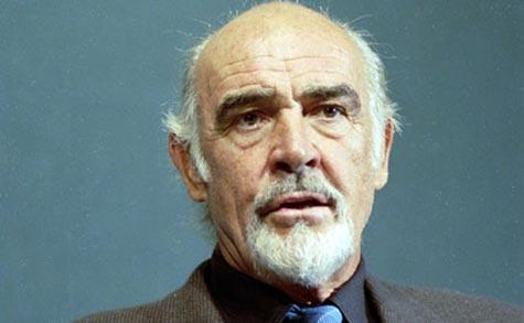 Sir Thomas Sean Connery ist ein berühmter Whisky-Trinker