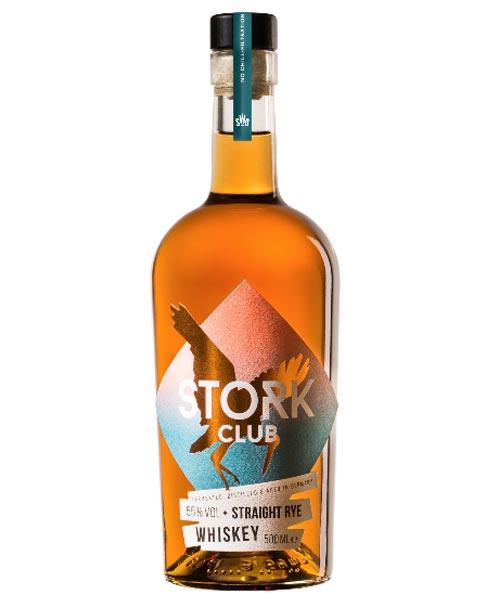 Außergewöhnlicher Whisky aus Deutschland: Stork Club Rye Whiskey