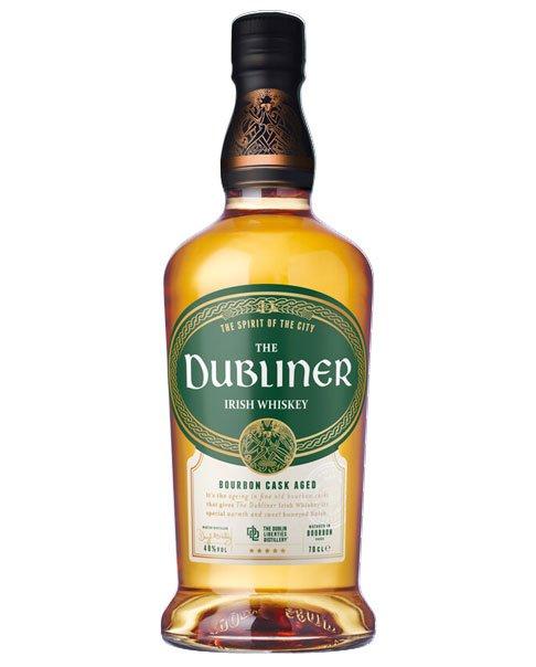 In Weißeiche gereifter irischer Blend: Dubliner Bourbon Cask Aged