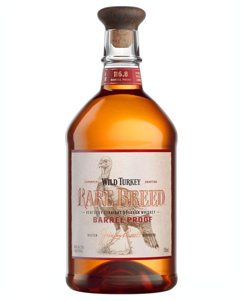 Ein Klassiker unter den Bourbons: Wild Turkey Rare Breed