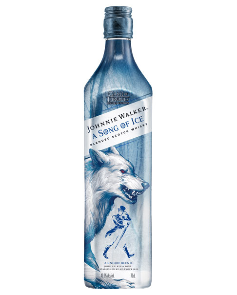 Blended Whisky für Game of Thrones: Johnnie Walker Song of Ice