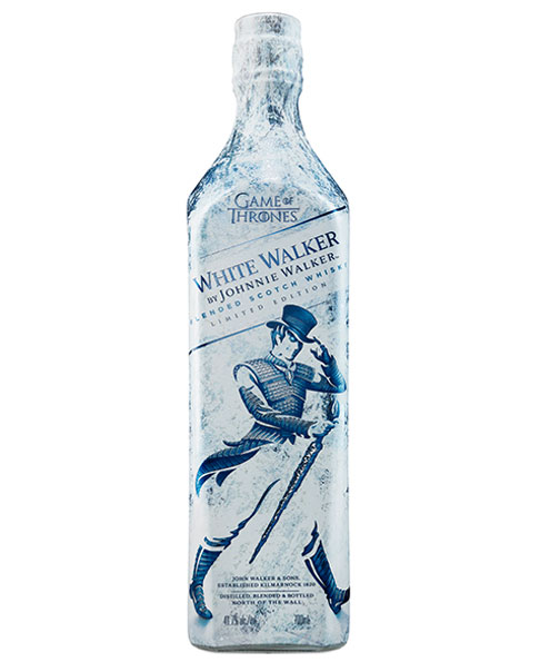 Blended Whisky für Game of Thrones Fans: Johnnie Walker White Walker