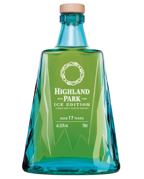 Streng limitierte Sonderabfüllung: Highland Park Ice Edition Aged 17 Years Single Malt Scotch Whisky