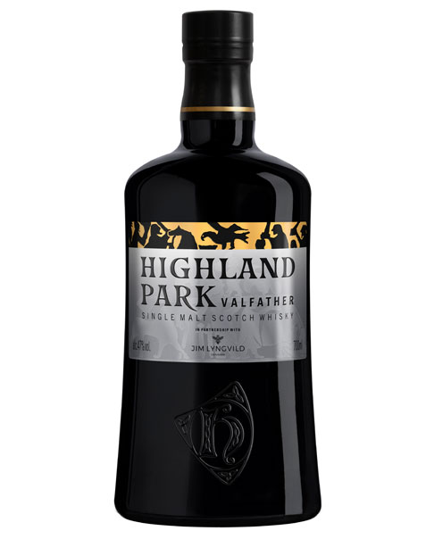 Rauchige Hommage an Odin: Highland Park Valfather Single Malt Scotch Whisky