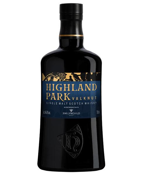Reift in Sherry- und Bourbon-Fässern: Highland Park Valknut