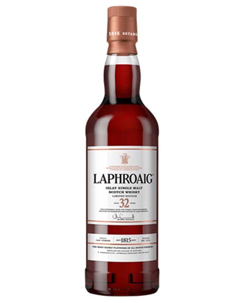 Herausragender Premium-Whisky von der Insel Islay: Laphroaig 32