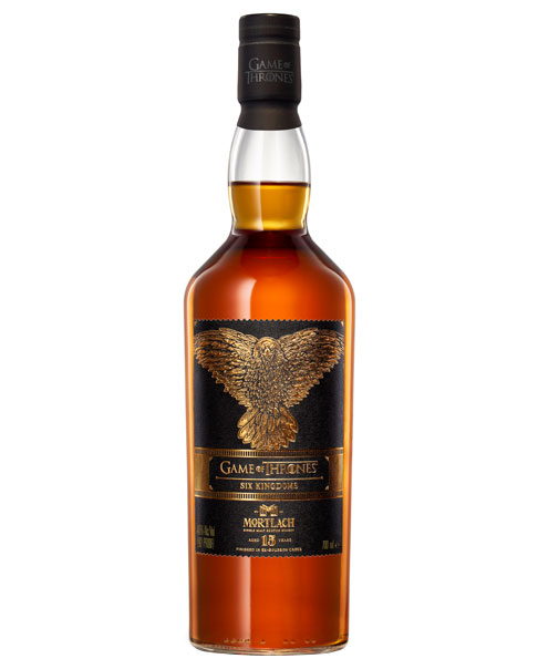 Mortlach Six Kingdoms: Mortlach Game of Thrones Whisky-Hommage