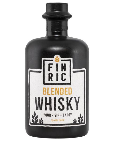 Harmonischer deutscher Blend aus schottischen Whiskys: Finric Blended Whisky