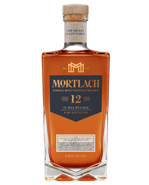 "2,81-fach Destillierter Whisky: Mortlach Aged 12 Years aka ""Wee Witchie"""
