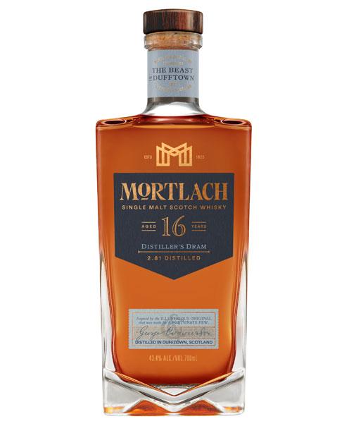 """Reift 16 Jahre im Sherry-Fass und ist 2,81-fach destilliert: Mortlach 16 aka """"Beast of Dufftown"""""""