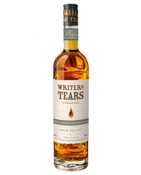 Reift in amerikanischer und französischer Eiche: Writer's Tears Double Oak Irish Blended Whiskey