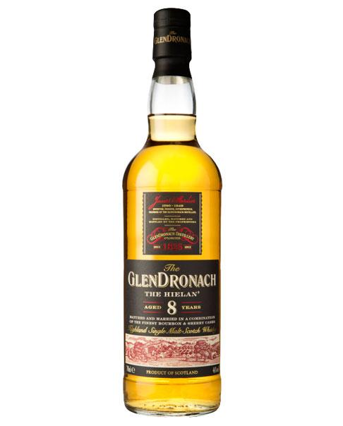 Beliebter und junger Single Malt aus den Highlands: Glendronach 8 Years