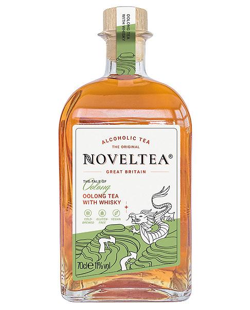 Aus der Höhle der Löwen bekannter Tee mit Alkohol: Der Spirit Drink Noveltea Tales of Oolong