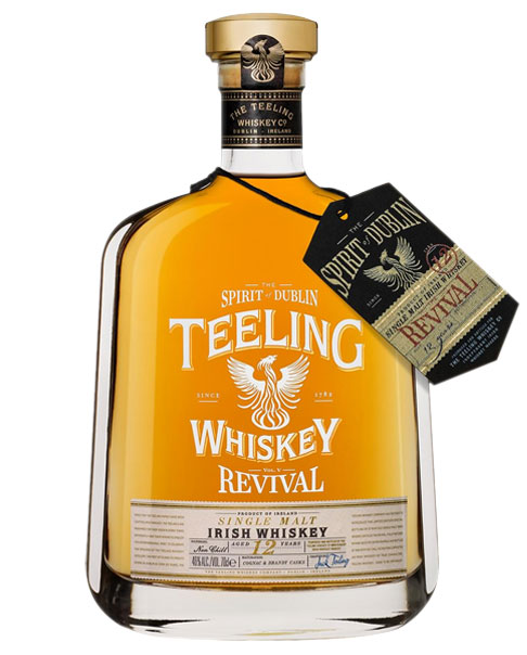 Fünfte Abfüllung der Revival-Serie: Teeling 12 Years Single Malt Whisky