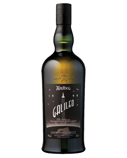 Limited Edition anlässlich des ersten Whiskys im Weltall: Ardbeg Galileo Islay Single Malt Scotch Whisky