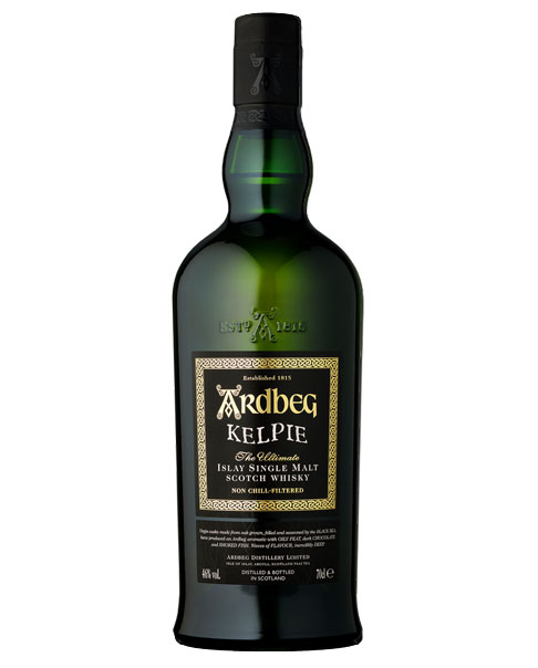 Limitied Edition von Ardbeg: Ardbeg Kelpie Islay Single Malt Scotch Whisky