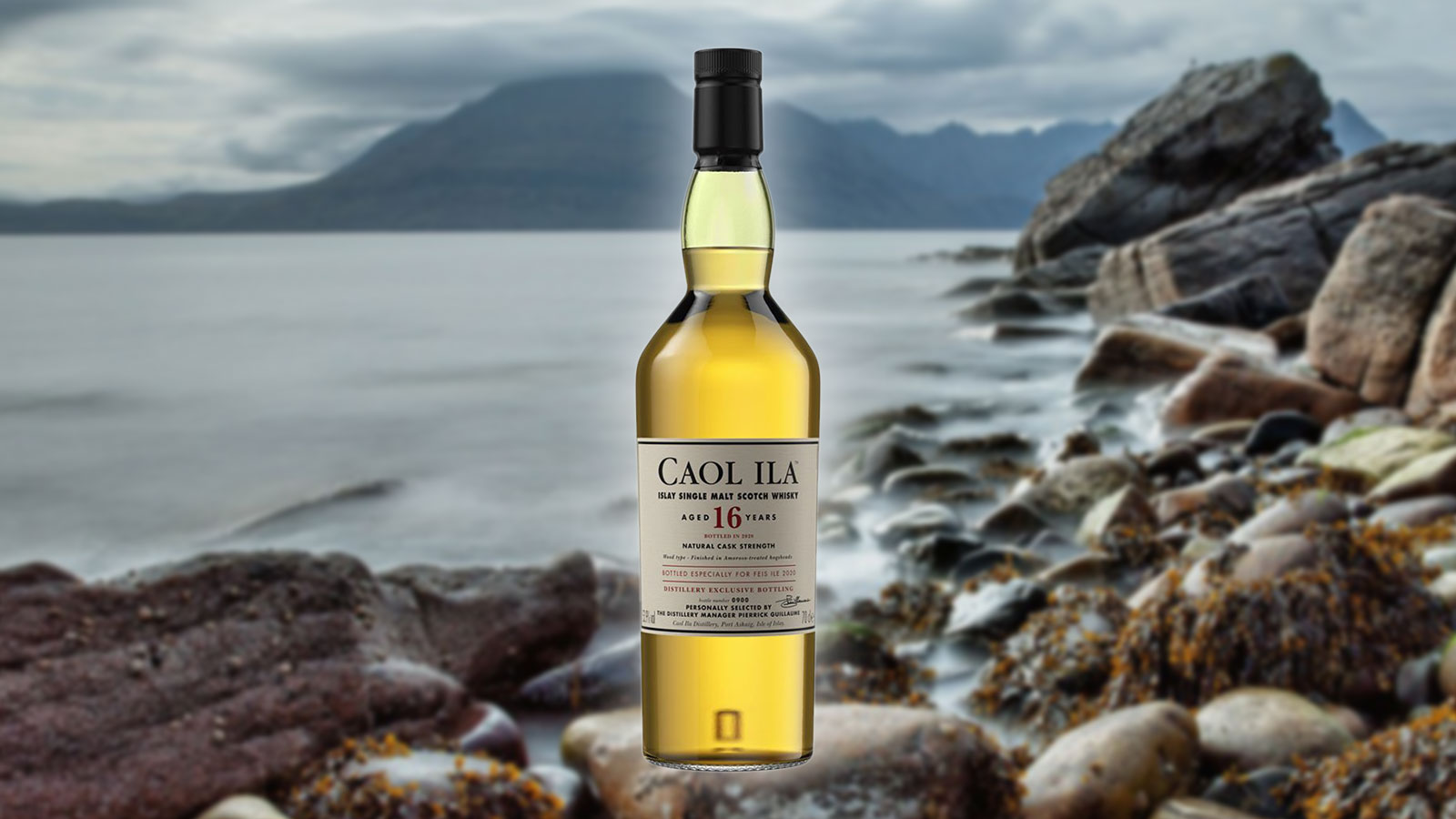 Feis Ile 2020: Caol Ila 16 Years ab 8. Juni zu kaufen (UK only)