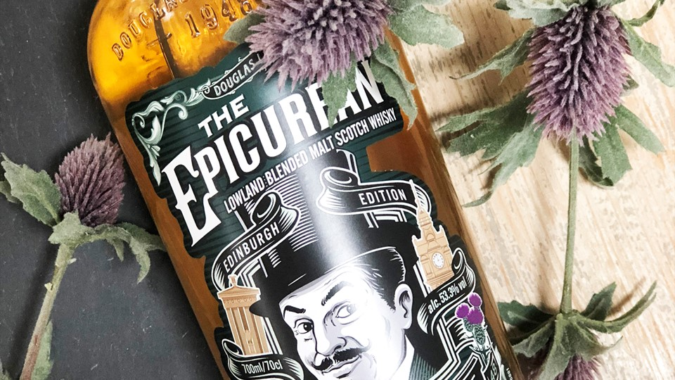 Ab Juni zu kaufen: The Epicurean Cask Strength Edinburgh Edition