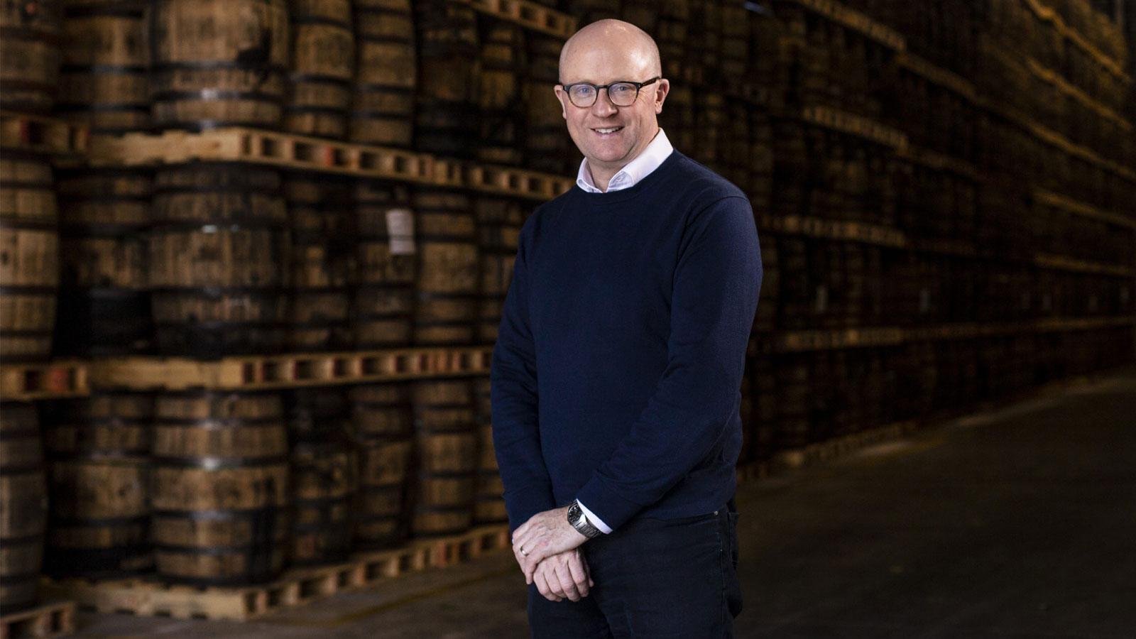 Neuer Master Distiller bei Irish Distillers: Kevin O'Gorman wird Chef-Brennmeister