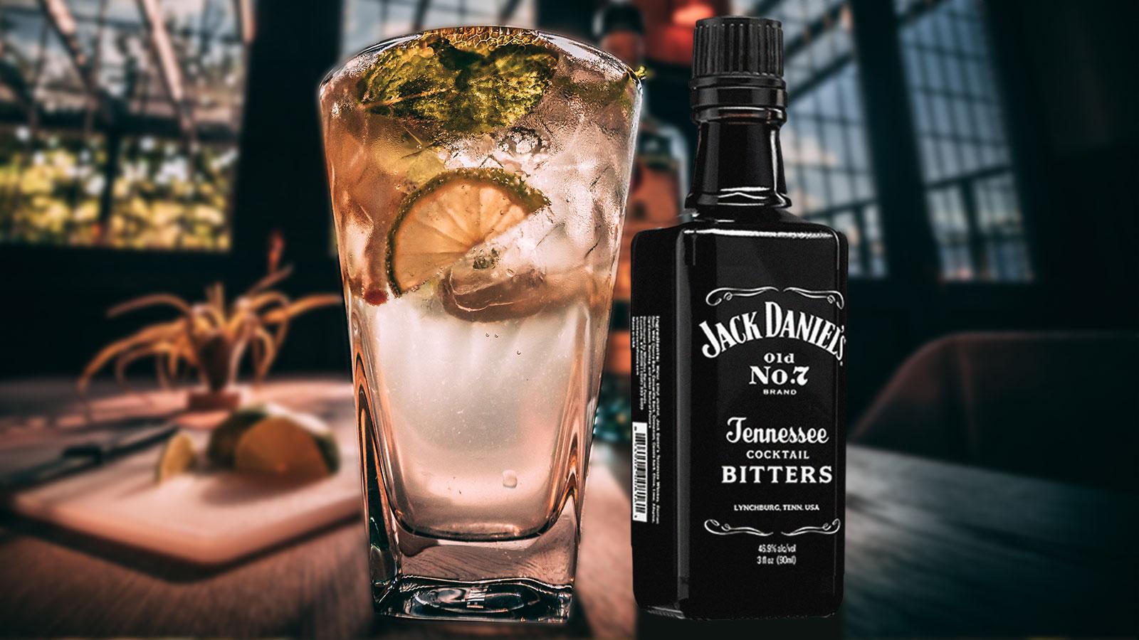 Jack Daniel's Cocktail Bitters ab sofort zu kaufen