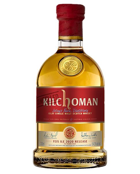 12 Jahre im Bourbon-Fass gereift: Kilchoman Feis Ile 2020 Release Single Malt Whisky