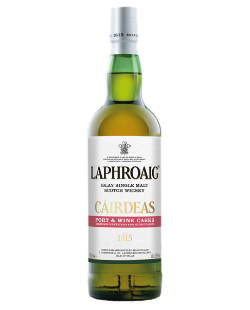 Limitierte Feis Ile 2020 Whisky für die Friends of Laphroaig: Laphroaig Cairdeas Port & Wine Casks