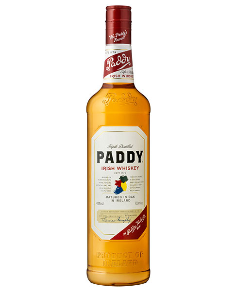 Beliebter Whisky aus Irland: Paddy Whiskey
